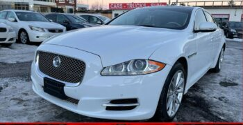 Buy 2013 Jaguar XJ from best car dealers in Calgary. We deal in all sorts of used trucks and used cars in Calgary.