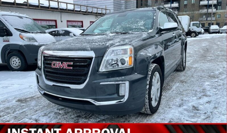 Buy 2017 GMC Terrain SLE from best car dealers in Calgary. We deal in all sorts of used trucks and used cars in Calgary.
