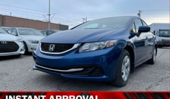 Buy 2015 Honda Civic Sedan LX INSTANT APPROVAL from best car dealers in Calgary. We deal in all sorts of used trucks and used cars in Calgary.