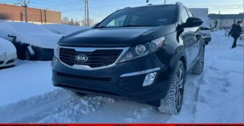Buy 2013 Kia Sportage EX w/Luxury Pkg from best car dealers in Calgary. We deal in all sorts of used trucks and used cars in Calgary.