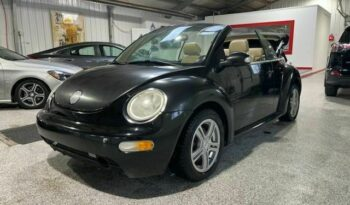 2004 Volkswagen New Beetle Convertible BEETLE full