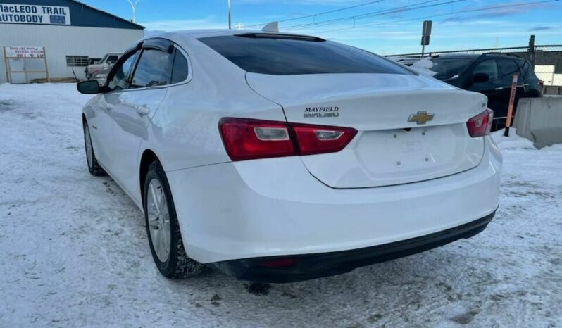 2018 Chevrolet Malibu Lt full