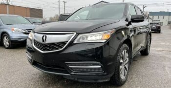 Buy 2014 Acura MDX AWD from best cars dealers in Calgary. We deal in all sorts of used trucks and used cars in Calgary.