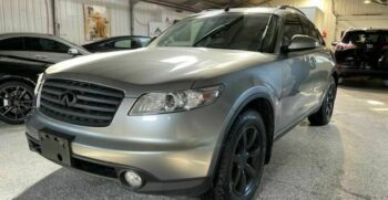 Buy 2004 Infiniti FX35 from best car dealers in Calgary. We deal in all sorts of used trucks and used cars in Calgary.