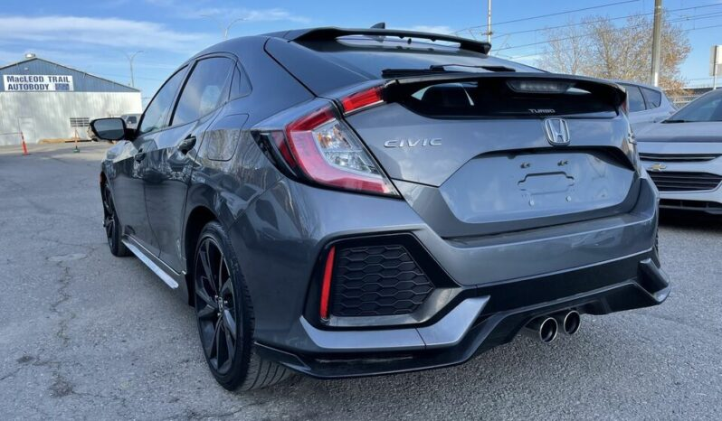 2019 Honda Civic Hatchback Sport full