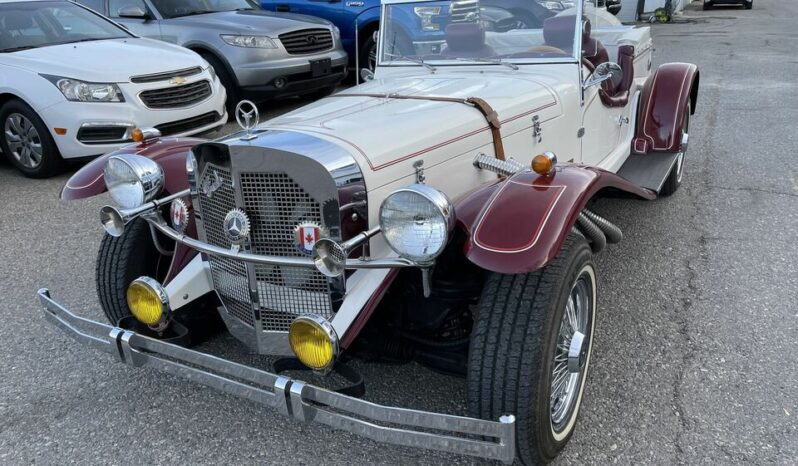 Buy 1929 Mercedes Gazelle SSK VINTAGE from best car deals in Calgary. We deal in all sorts of used cars in Calgary and used trucks.