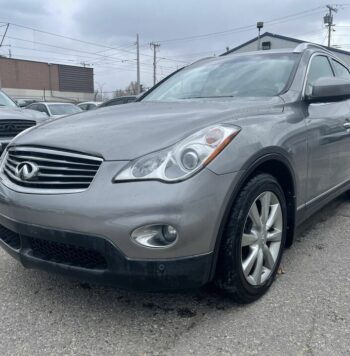 Buy 2010 Infiniti EX35 LEATHER | NAVI | REAR CAMERA | SUNROOF | REMOTE START from best car deals in Calgary. We deal in all sorts of used cars in Calgary and used trucks.