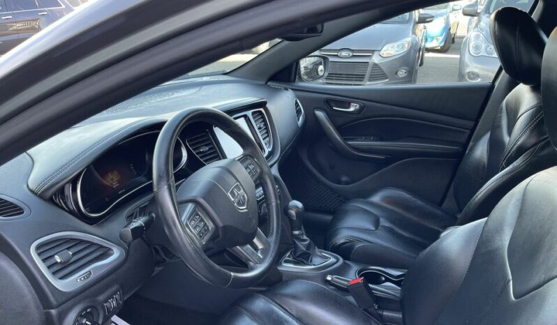 2013 Dodge Dart Limited | Low KMs | Backup Camera | Leather full