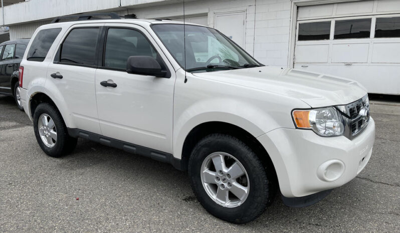 2012 Ford Escape Limited full