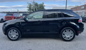 2008 Lincoln MKX full